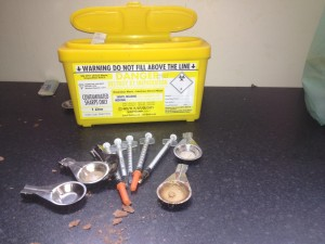 Needle And Sharps Removal Service