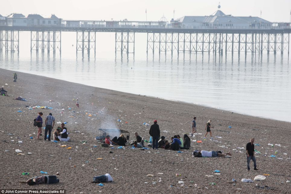 Brighton Rubbish 2