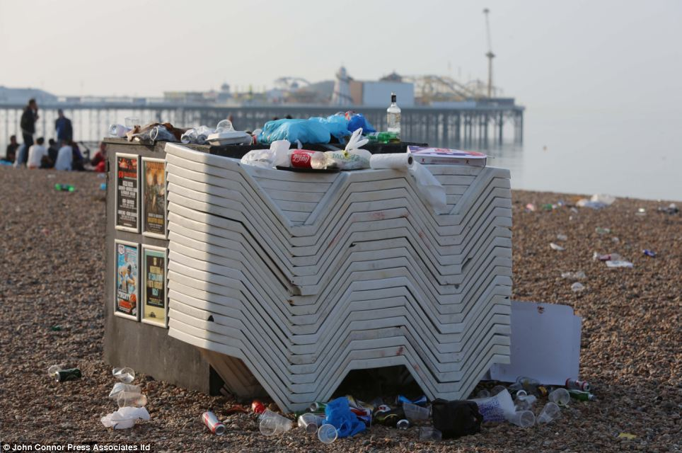 Brighton Rubbish