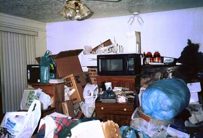 garage rubbish removal sheffield